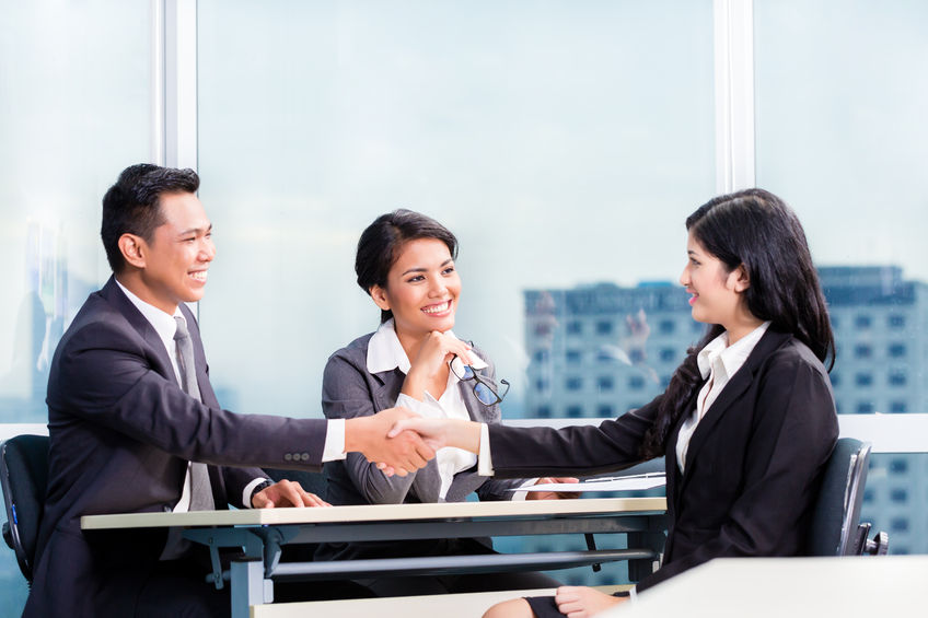 Job search consultant recruiters EPS